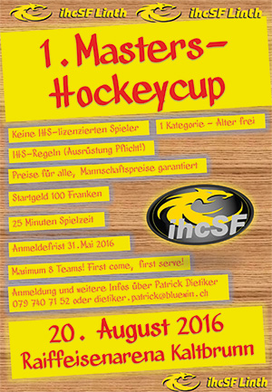 1. Masters-Hockeycup
